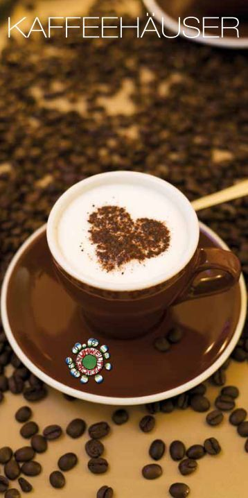 Umweltfreundliche Kaffeehäuser