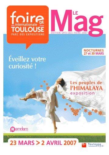 LE MAG - Edition spéciale Foire - Toulouse-expo.ddo.net