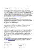 Empfehlungsschreiben_Rektorat - UniTransfer - Universität Bremen - Page 2