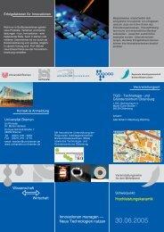 Hochleistungskeramik - UniTransfer - Universität Bremen