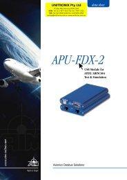 APU-FDX-2 - Unitronix