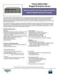 Themis RES-31XR3 Rugged Enterprise Server - Unitronix