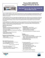Themis RES-32XR3/FIO Rugged Enterprise Server - Unitronix