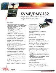 SVME/DMV- 82 - Unitronix