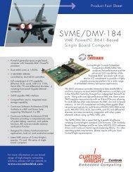 SVME/DMV-184 - Unitronix
