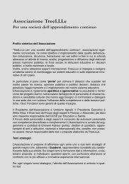 SINTESI QUADERNO N. 3 - Università degli Studi della Tuscia