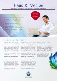 Haus und Medien Jul 2012 (PDF)