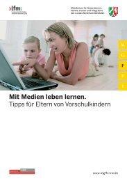 Mit Medien leben lernen. - Schulen Rorschacherberg