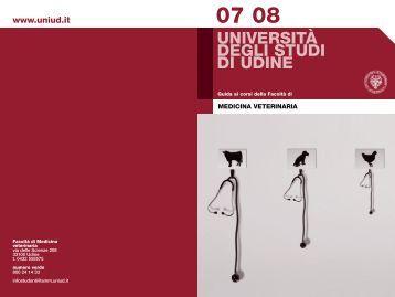 2°anno - Università degli studi di Udine