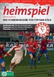 m/w - SC Fortuna Köln