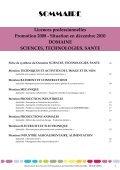 Télécharger Sciences-Technologies-Santé - Université de Bretagne ... - Page 3