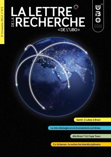 Téléchargez le numéro 2 au format .pdf - Université de Bretagne ...