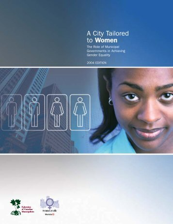 A City Tailored to Women - UCLG