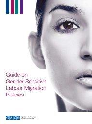 Guide on Gender-Sensitive Migration Policies - OSCE
