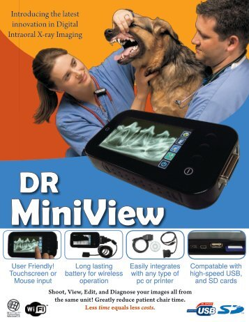 DR Mini-View Dental X-Ray Image Processor - Black Hills Portal
