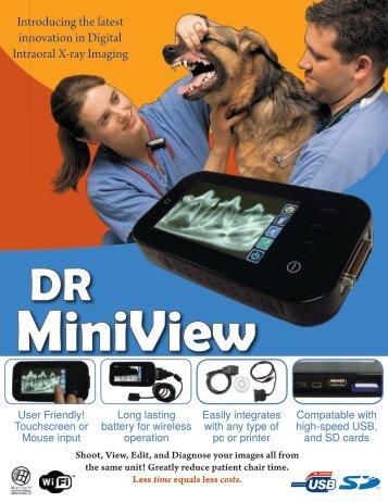 DR Mini-View Dental X-Ray Image Processor - Black Hills Portal
