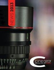 NEWS 2013 - Cine Gear Expo