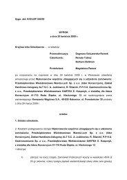 KIO/UZP 504/09 WYROK z dnia 29 kwietnia 2009 r ... - www.uzp.gov.pl