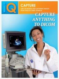 CAPTURE AnyThing To DiCom - Southwest Imaging