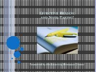 Effective Reading & Note Taking Presentation ... - Butler University