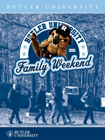 Family Weekend - Butler University