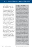 The College of Liberal Arts and Sciences - Butler University - Page 2