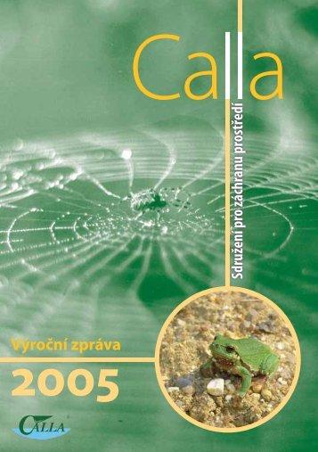 ke stažení (pdf, 481 kB) - Calla