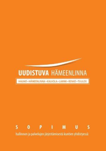 S O P I M U S - Hämeenlinna