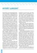 Liesjärvi Kansallisaarteemme - Liesjärven Suojelu ry - Page 4