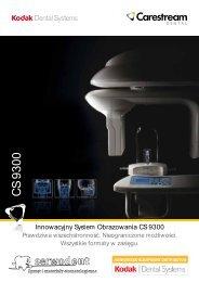 Kliknij i pobierz folder Kodak System CS 9300 - Serwodent