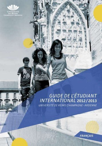 Téléchargez le Guide de l'étudiant international 2013/2014