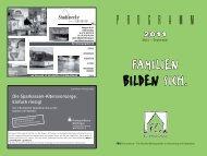zu den Kursen - Familienbildungsstätte Herrenberg