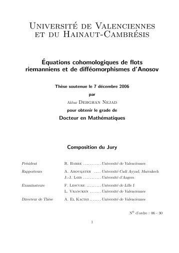 pdf - Université de Valenciennes et du Hainaut-Cambrésis