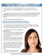 ¿TIENES ALGUNA PEQUEÑA MOLESTIA? - Page 3