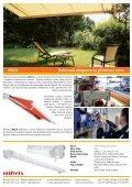 Výsuvná markýza Helix - kazetová - Univers - Page 2