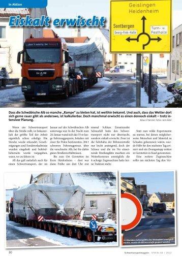 Eiskalt erwischt - Universal Transport