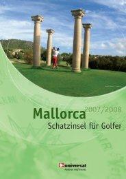 Schatzinsel für Golfer