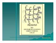 Estudio interdisciplinario, realizada por la Red en el período 2005 ...