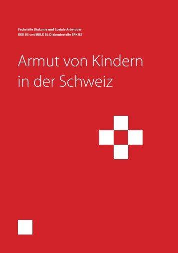 Armut von Kindern in der Schweiz