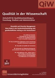 Heft 4 / 2011 - UniversitätsVerlagWebler