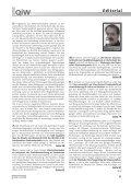 QiW - UniversitätsVerlagWebler - Page 5
