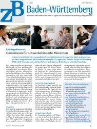 Baden-Württemberg - Universum Verlag