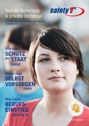 SELBST VORSORGEN SCHUTZ STAAT ... - Universum Verlag