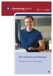 Der Unterweisungs-Manager - Universum Verlag