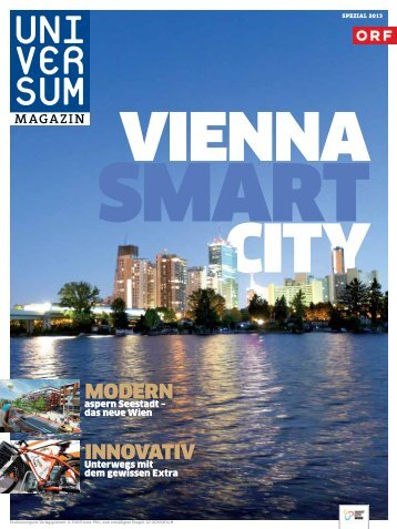 SMART City - Universum Magazin