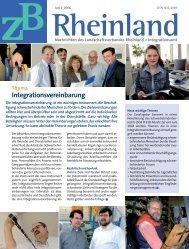 ZB Rheinland - Universum Verlag