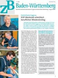 ZB Baden-Württemberg - Universum Verlag