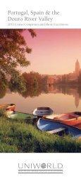 Portugal, Spain & the Douro River Valley - Uniworld River Cruises