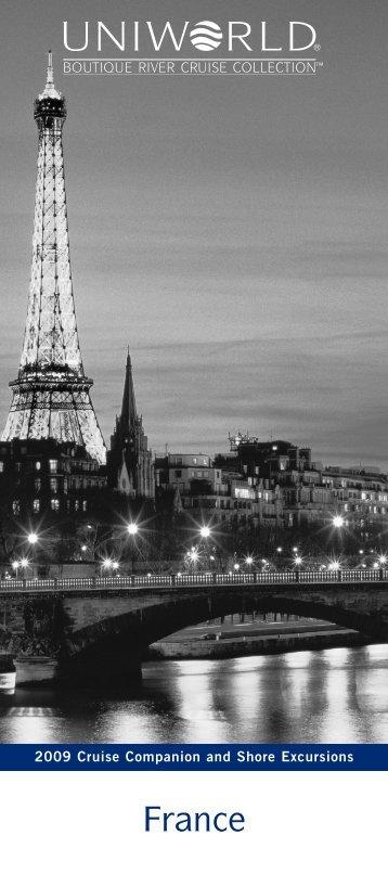 0908-32_CC_SX France-09 - Uniworld River Cruises