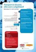 Transport en douane, alles voor u uitgeklaard - UNIZO.be - Page 2